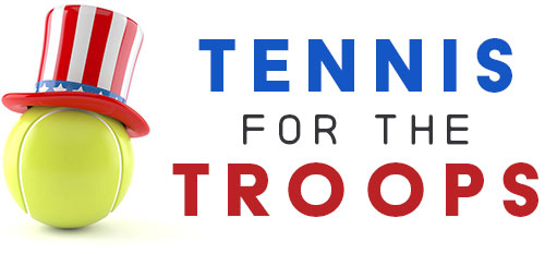 Tennis for the Troops Logo